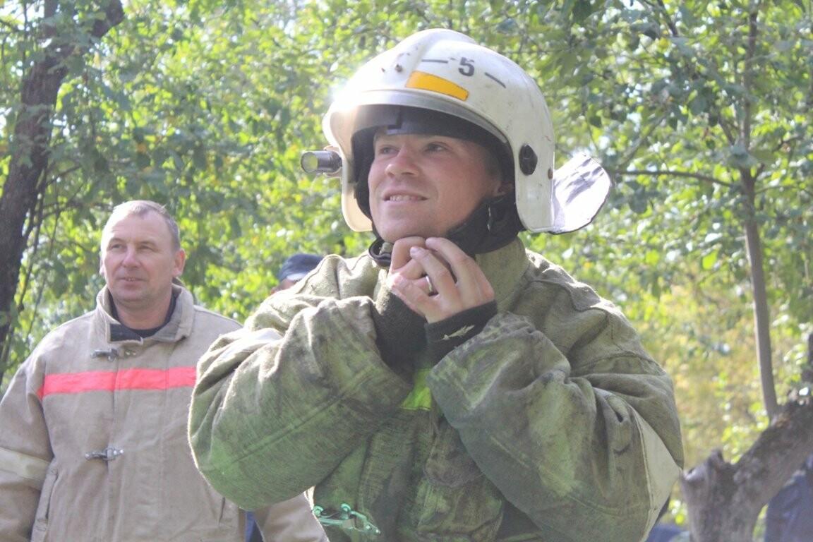 В Тамбове выбрали лучших пожарных, фото-1