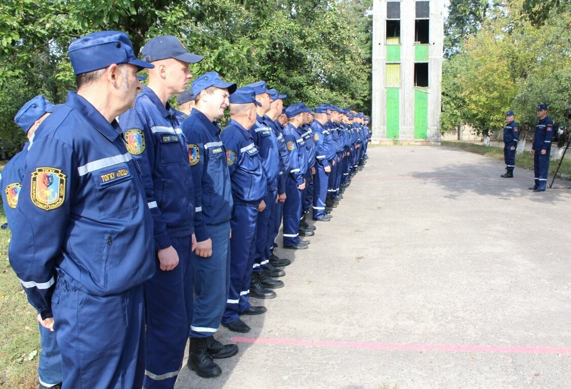 В Тамбове выбрали лучших пожарных, фото-2