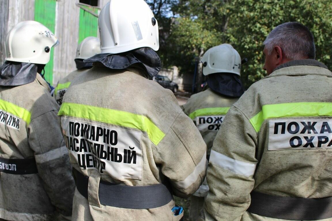 В Тамбове выбрали лучших пожарных, фото-5