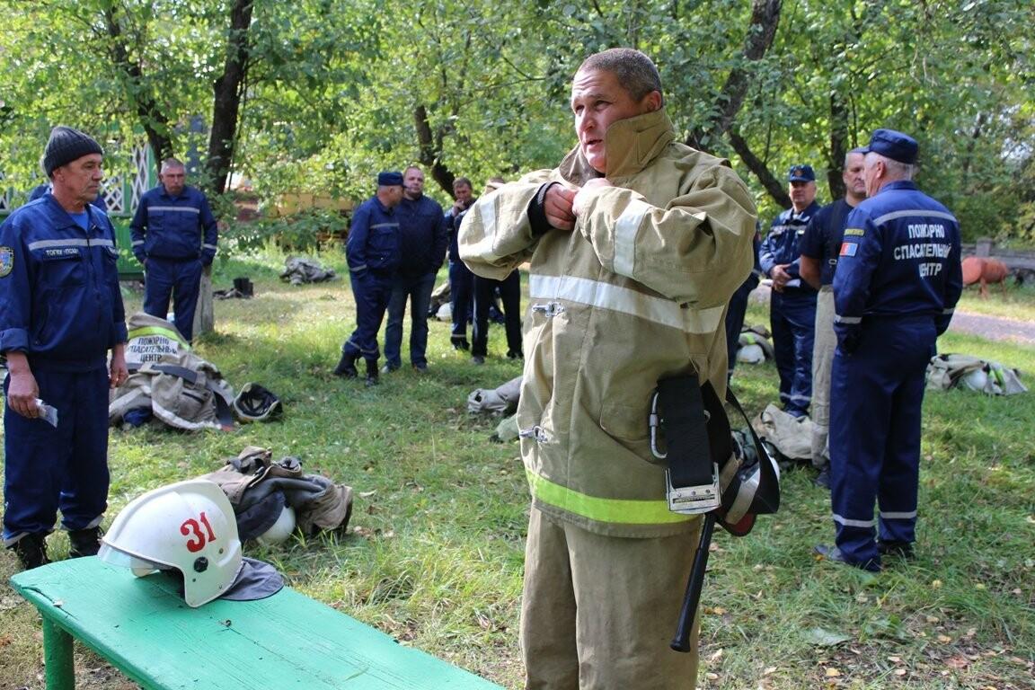 В Тамбове выбрали лучших пожарных, фото-6