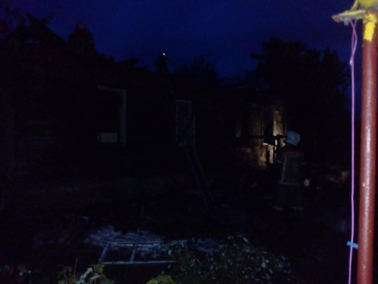 Под Тамбовом при пожаре погибли 4 человека: среди них 4-летний ребенок. ВИДЕО, фото-9