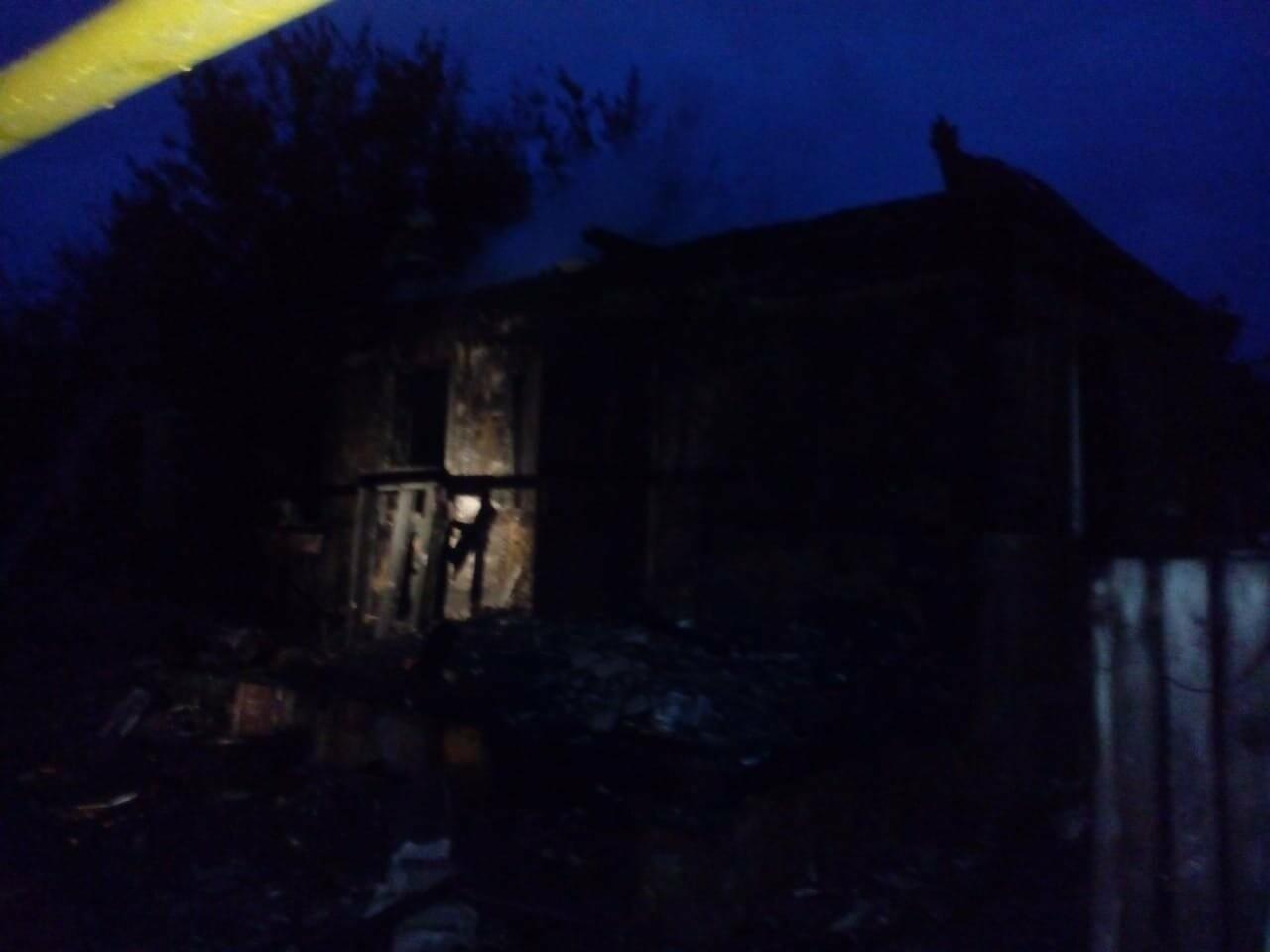 Под Тамбовом при пожаре погибли 4 человека: среди них 4-летний ребенок. ВИДЕО, фото-8