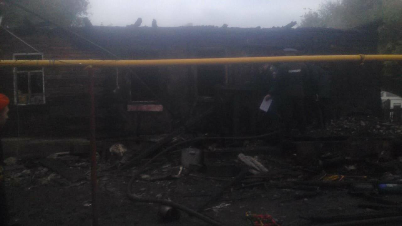 Под Тамбовом при пожаре погибли 4 человека: среди них 4-летний ребенок. ВИДЕО, фото-2