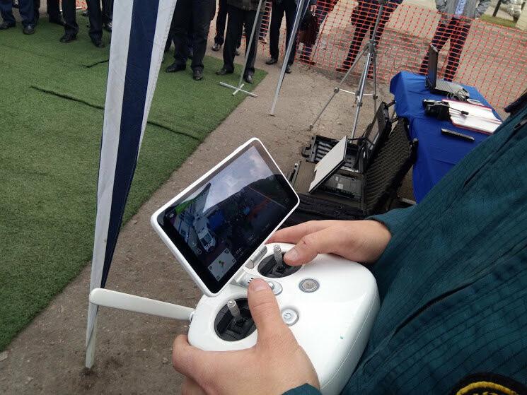 В тамбовском ГУ МЧС показали работу кризисного центра и передвижного пункта управления, фото-8