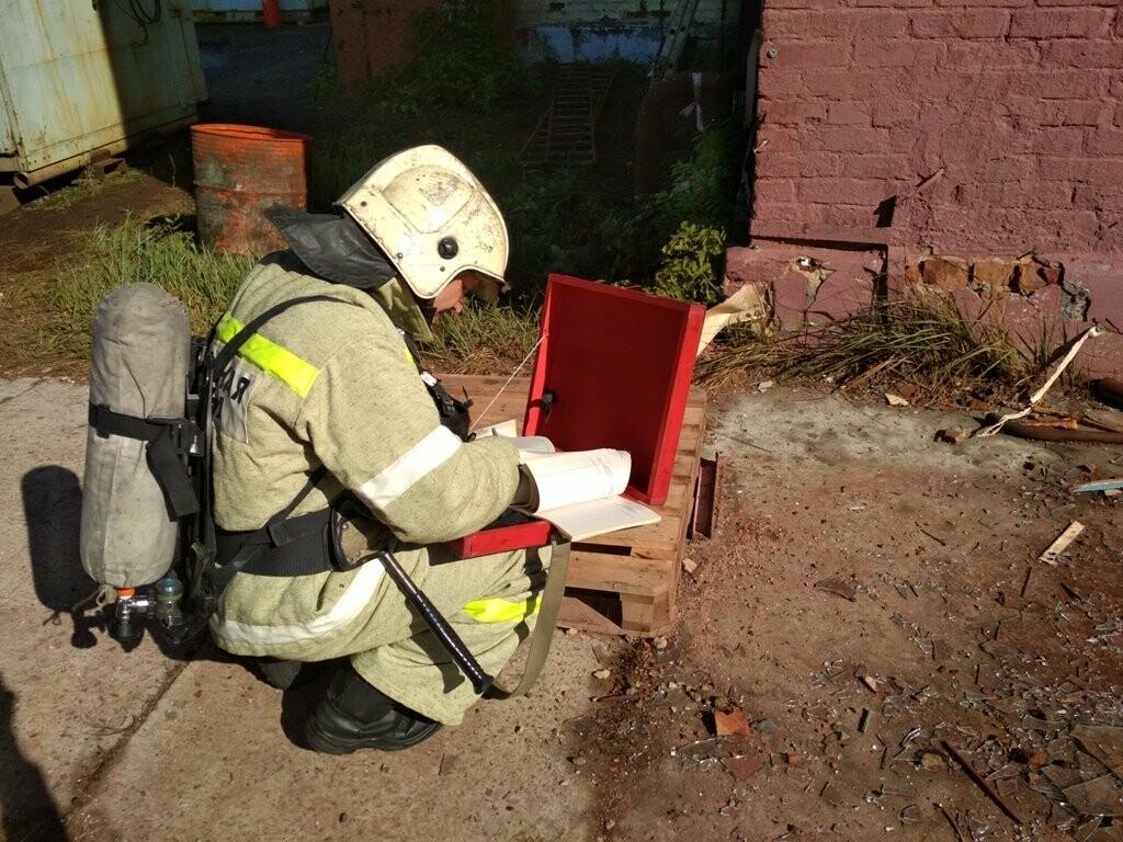 Сирены на «Пигменте»: в Тамбове ликвидировали разлитие соляной кислоты (видео), фото-8