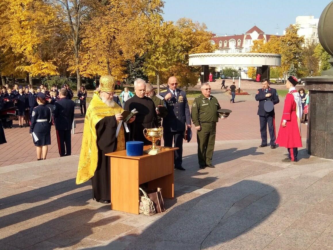 Юные воспитанники тамбовской казачьей школы-интерната приняли присягу , фото-2