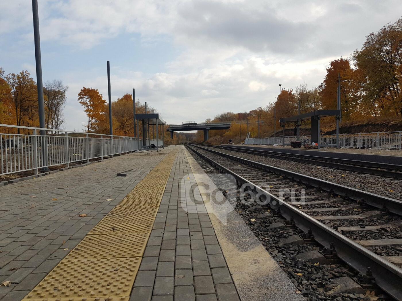 В Тамбове завершают строительство ж/д станции «Радужный», фото-9