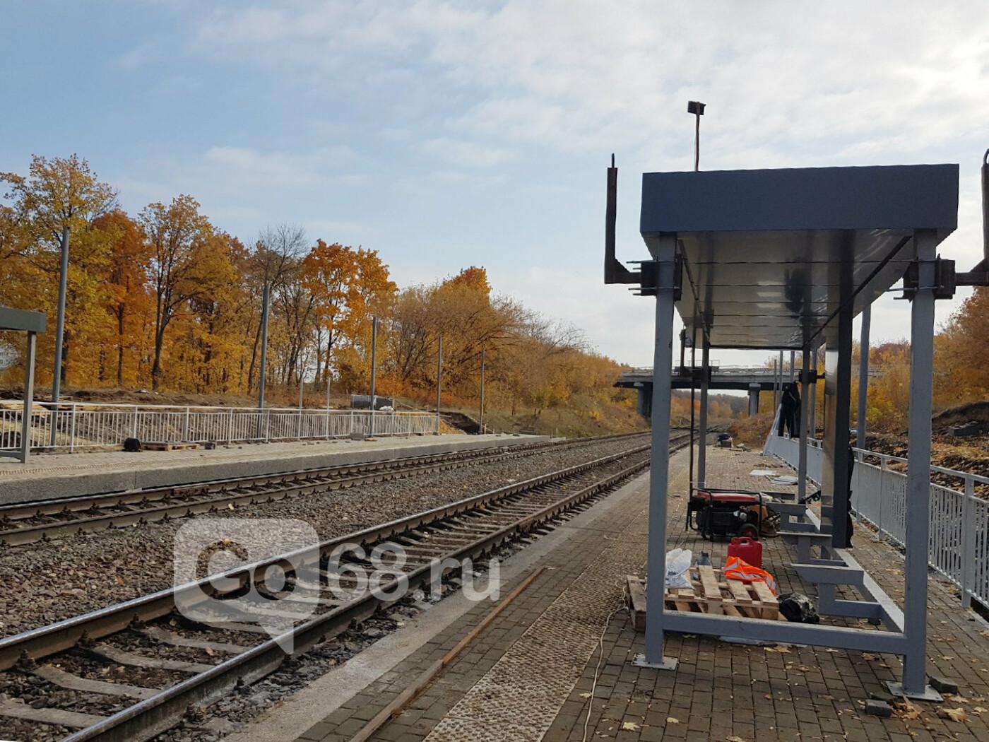 В Тамбове завершают строительство ж/д станции «Радужный», фото-2