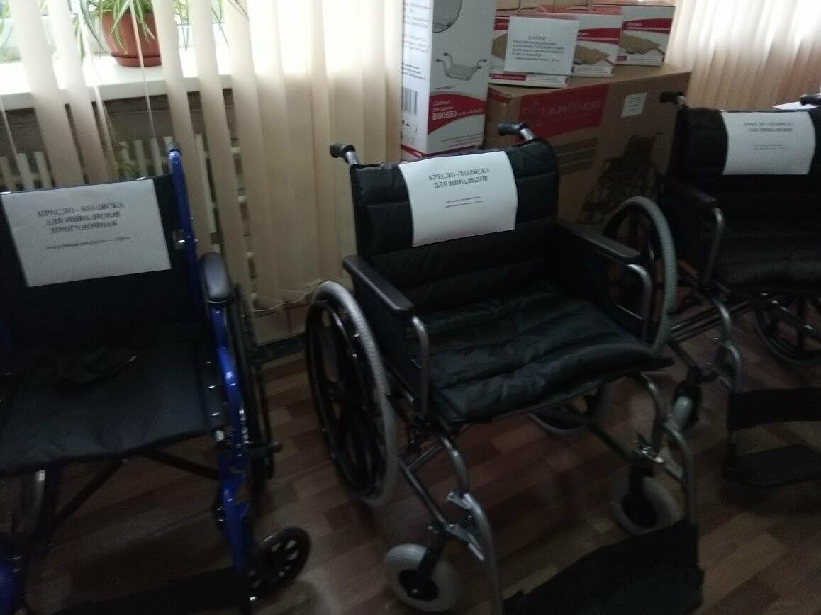 В Тамбове открыли пункт проката инвалидных колясок и ходунков для инвалидов, фото-2