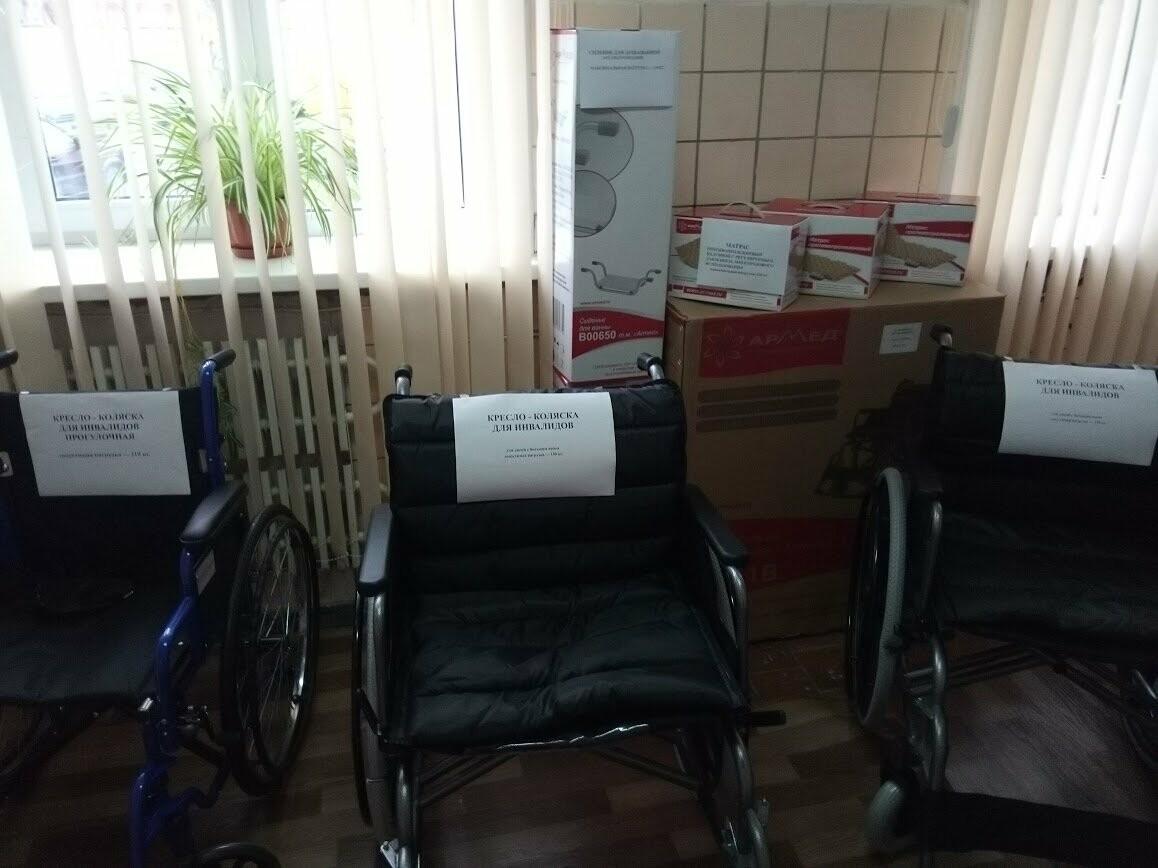 В Тамбове открыли пункт проката инвалидных колясок и ходунков для инвалидов, фото-4