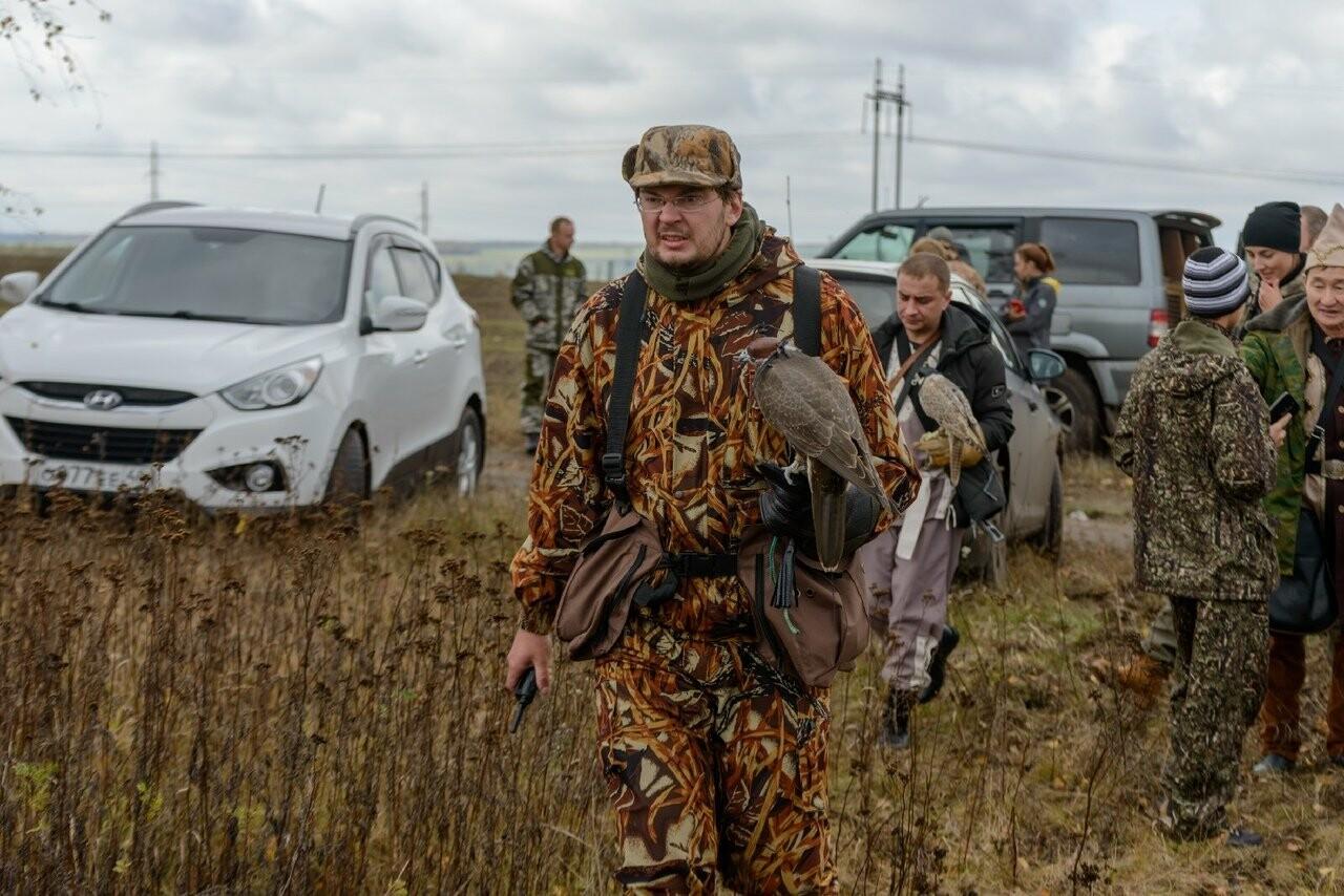 Лучше сокол в небе: мичуринский сокольник занял первое место на Всероссийских соревнованиях, фото-7