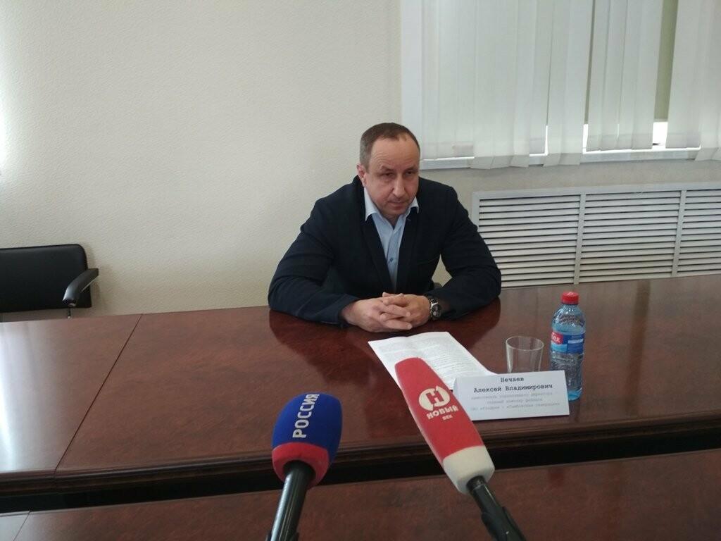 «Квадра» обещает выполнить работы по благоустройству в Тамбове до конца октября, фото-1