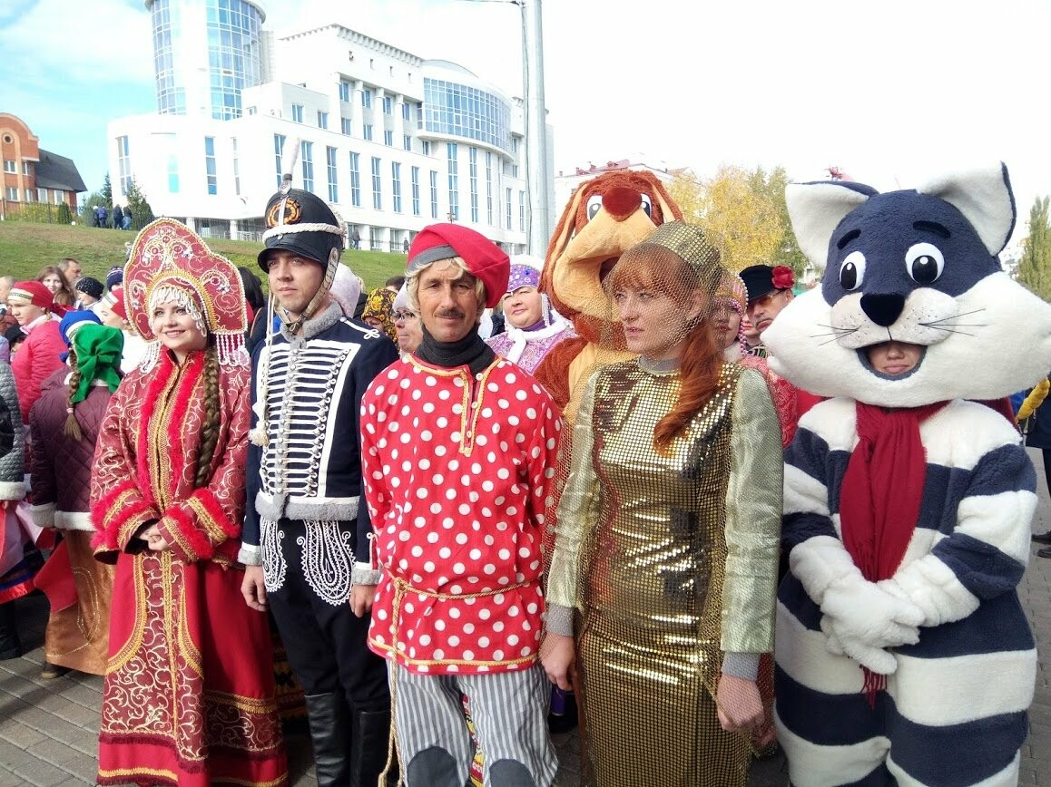 Праздник урожая и гостеприимства: в Тамбове стартовала IX международная Покровская ярмарка, фото-1