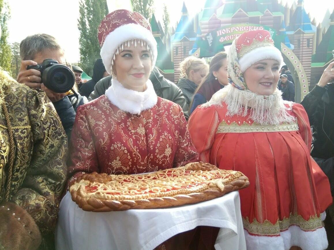 Праздник урожая и гостеприимства: в Тамбове стартовала IX международная Покровская ярмарка, фото-2