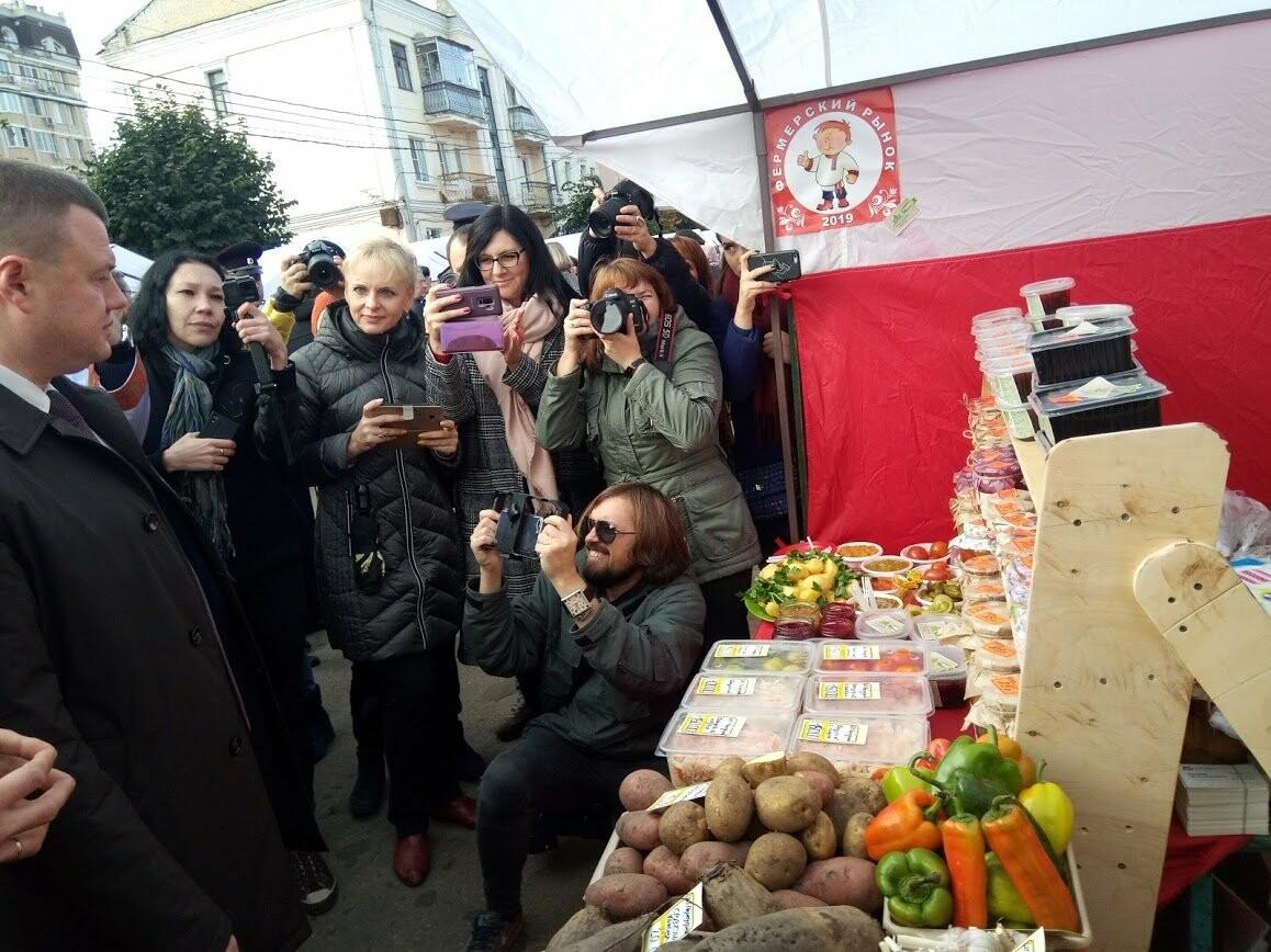 Праздник урожая и гостеприимства: в Тамбове стартовала IX международная Покровская ярмарка, фото-4