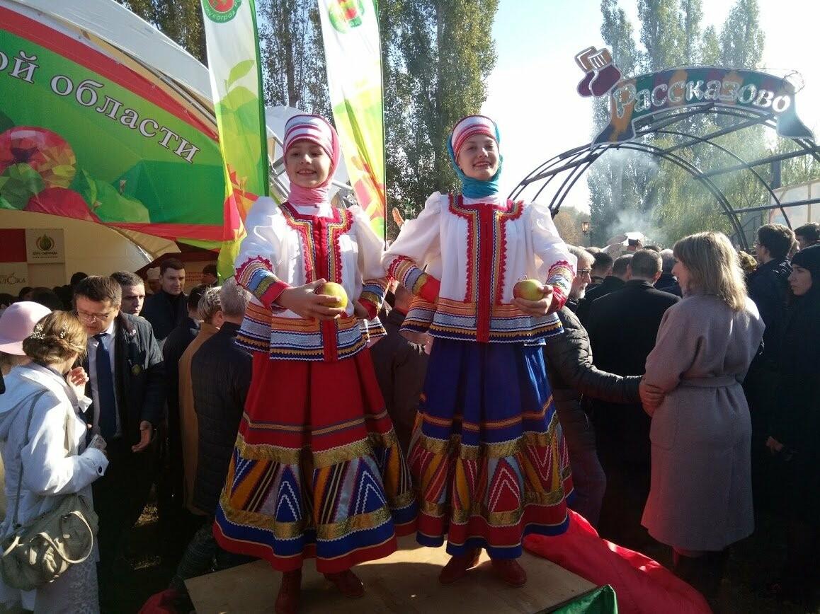 Праздник урожая и гостеприимства: в Тамбове стартовала IX международная Покровская ярмарка, фото-6