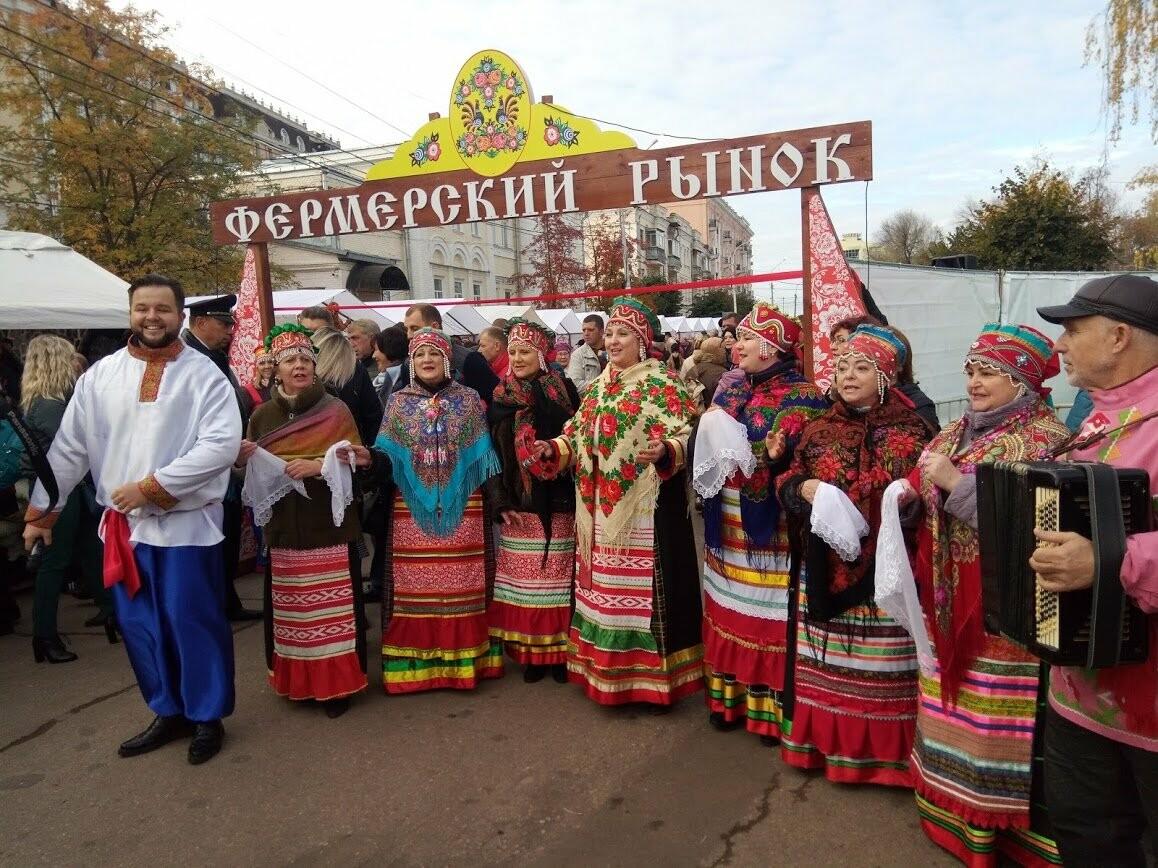 Праздник урожая и гостеприимства: в Тамбове стартовала IX международная Покровская ярмарка, фото-9