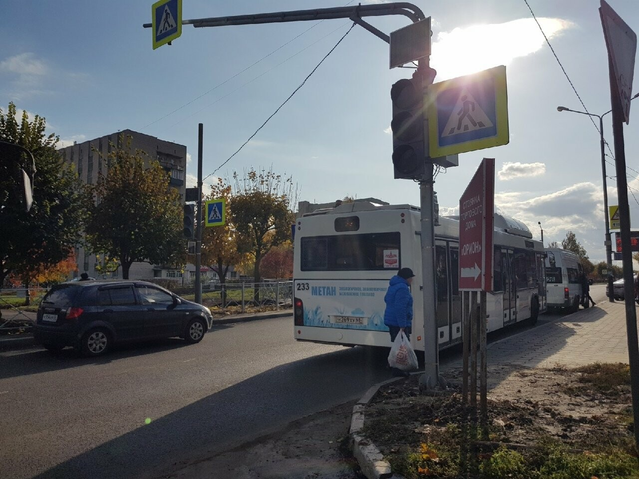 В Тамбове на улице Магистральной установили два новых светофора, фото-2