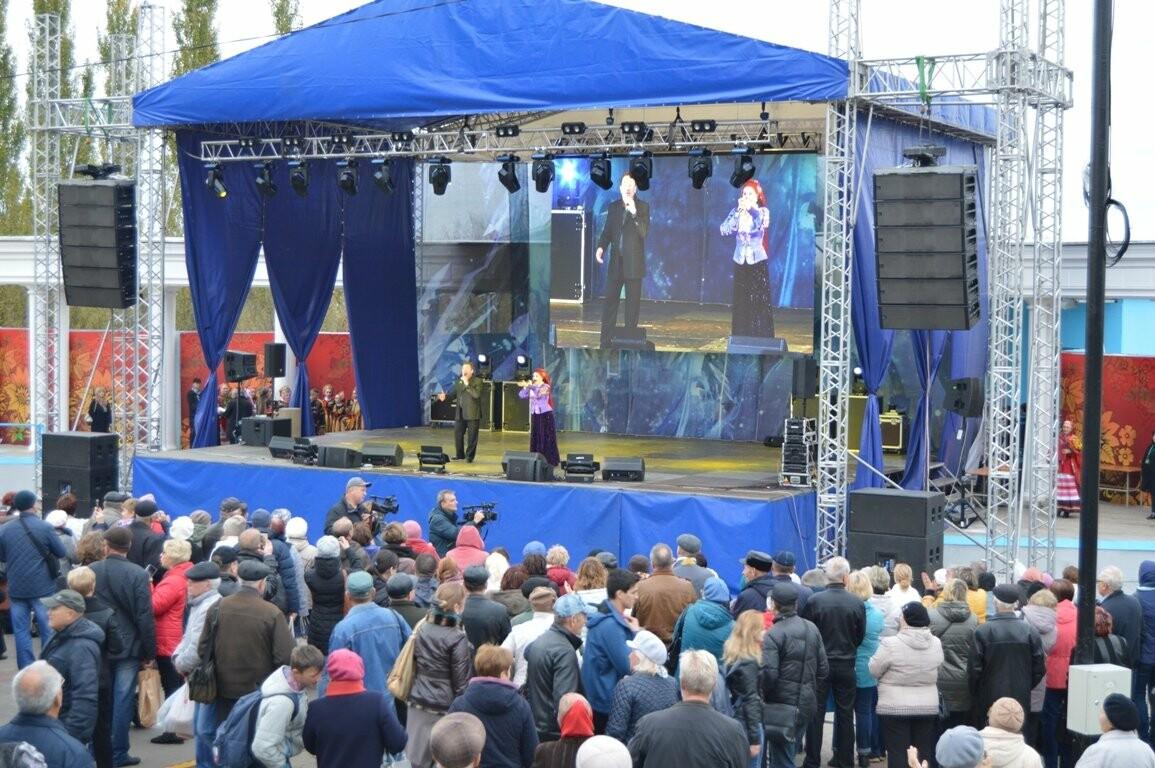 Второй день Покровской ярмарки в Тамбове: гастрономический фестиваль, праздник сарафана и танцы на лошадях, фото-6
