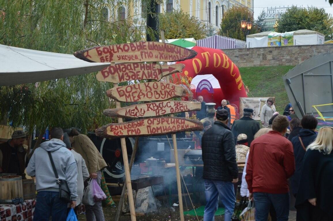 Второй день Покровской ярмарки в Тамбове: гастрономический фестиваль, праздник сарафана и танцы на лошадях, фото-2