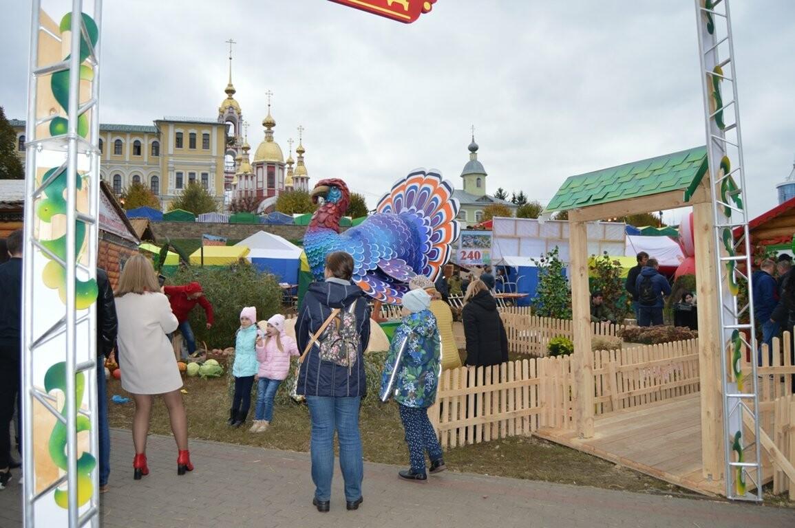 Второй день Покровской ярмарки в Тамбове: гастрономический фестиваль, праздник сарафана и танцы на лошадях, фото-15
