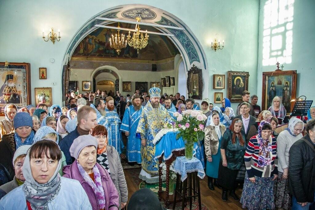 Православные тамбовчане отпраздновали день Покрова Божией Матери, фото-2
