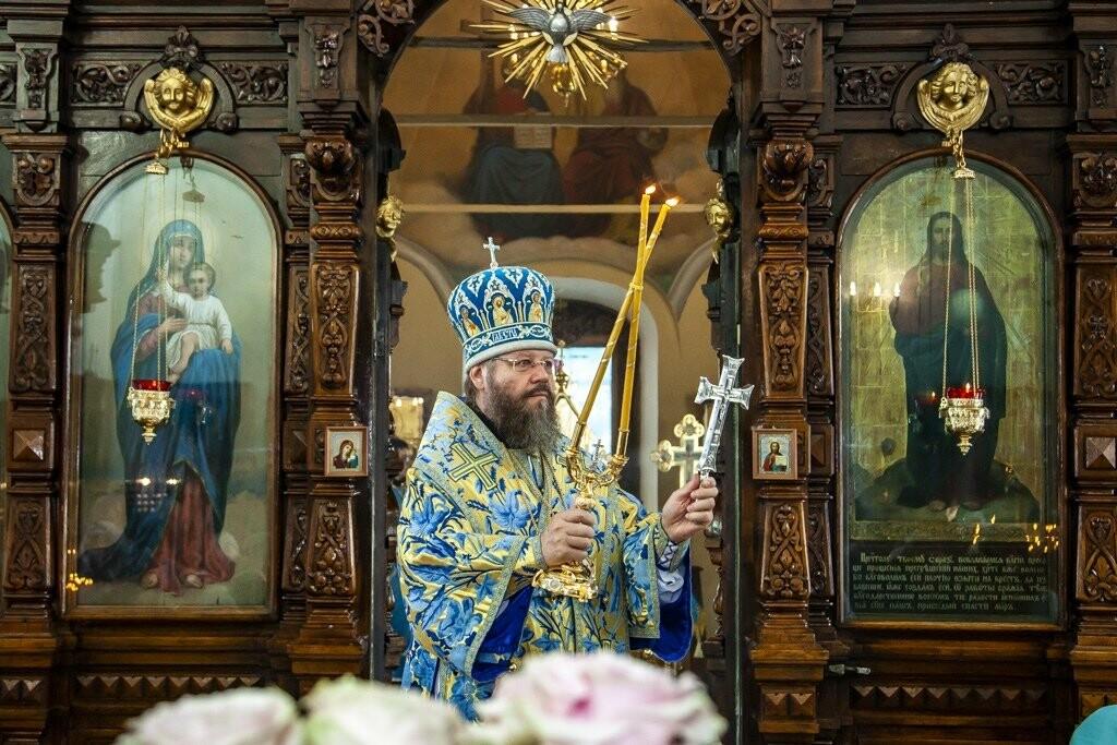Православные тамбовчане отпраздновали день Покрова Божией Матери, фото-4
