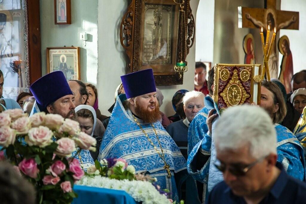 Православные тамбовчане отпраздновали день Покрова Божией Матери, фото-6