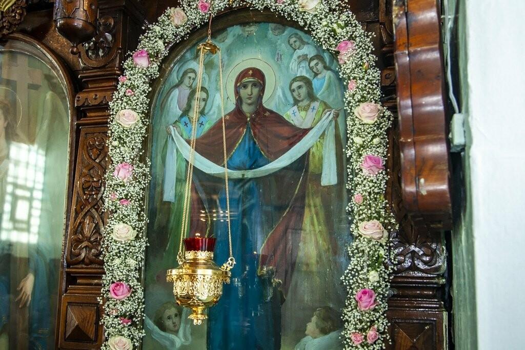 Православные тамбовчане отпраздновали день Покрова Божией Матери, фото-3