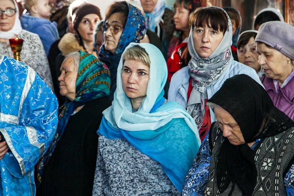 Православные тамбовчане отпраздновали день Покрова Божией Матери, фото-1