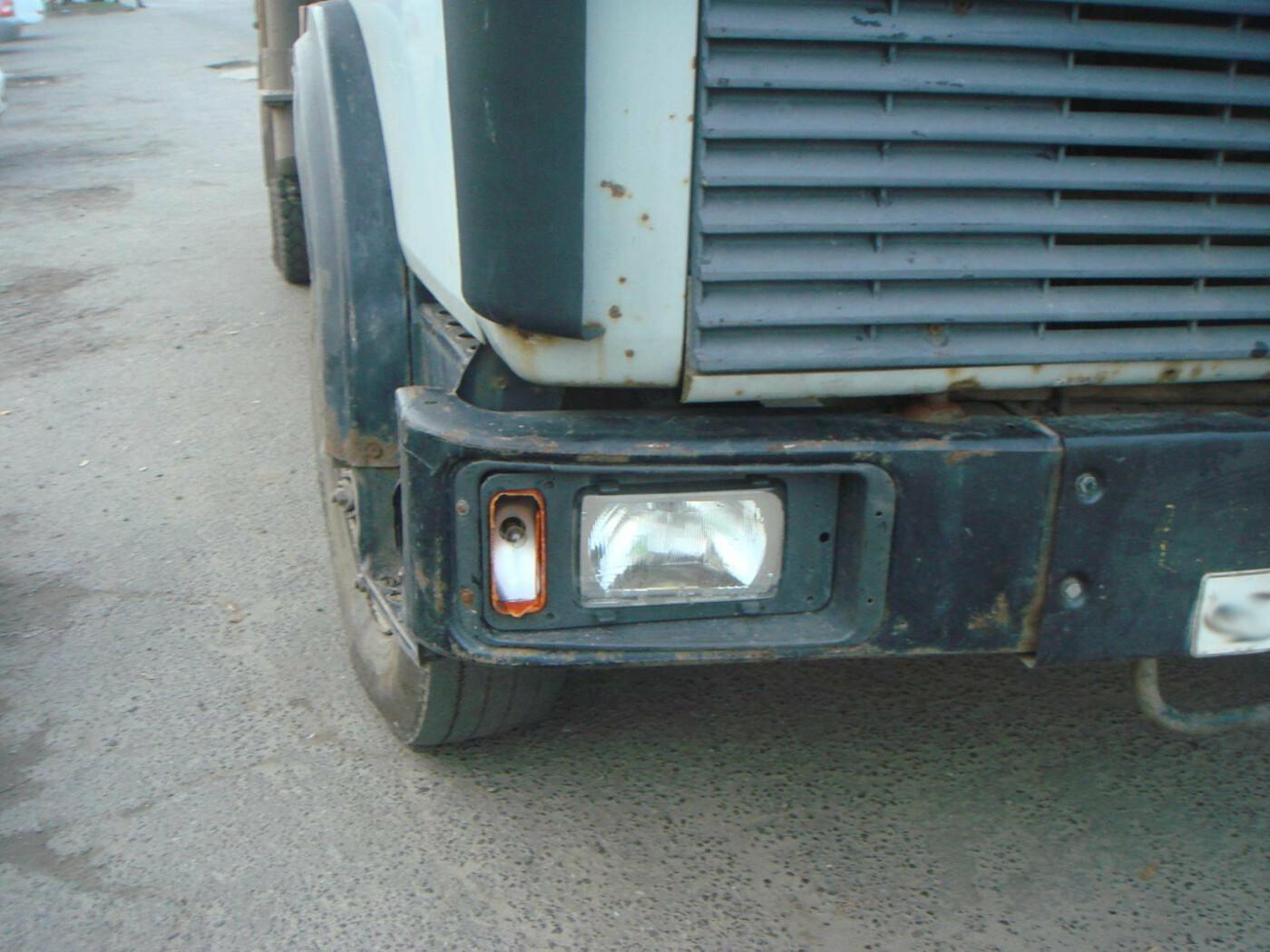 В Тамбове грузовик сбил подростка на пешеходном переходе, фото-1