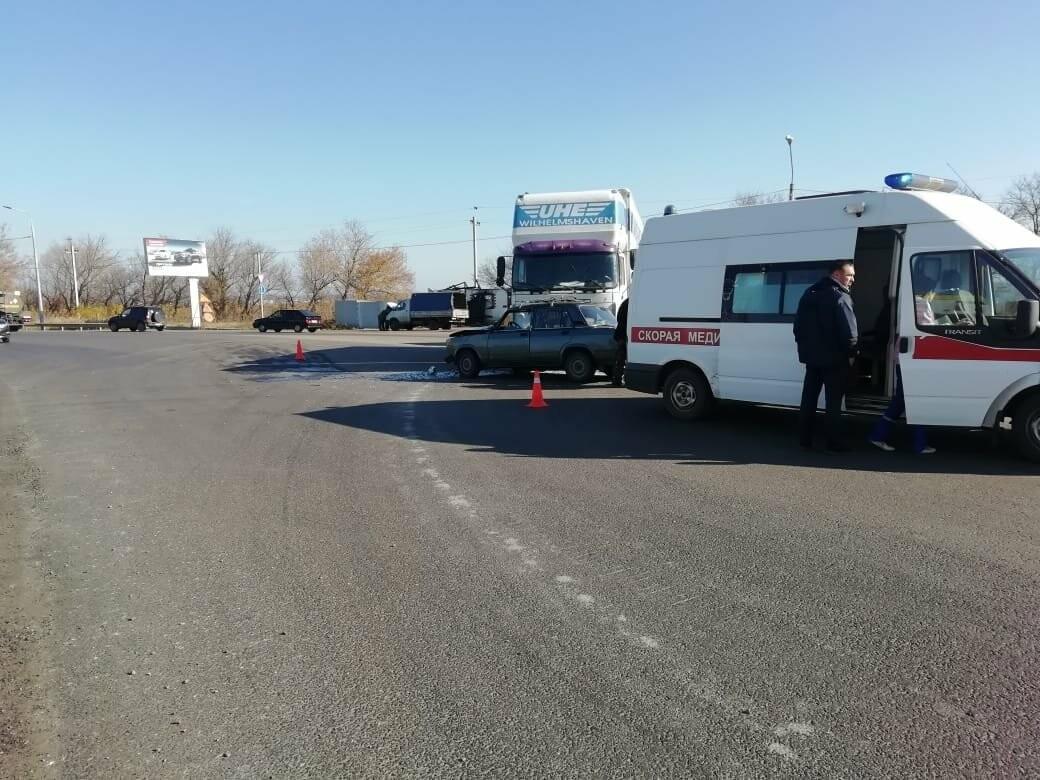 На трассе «Тамбов-Воронеж» фура протаранила легковушку: один человек госпитализирован, фото-2