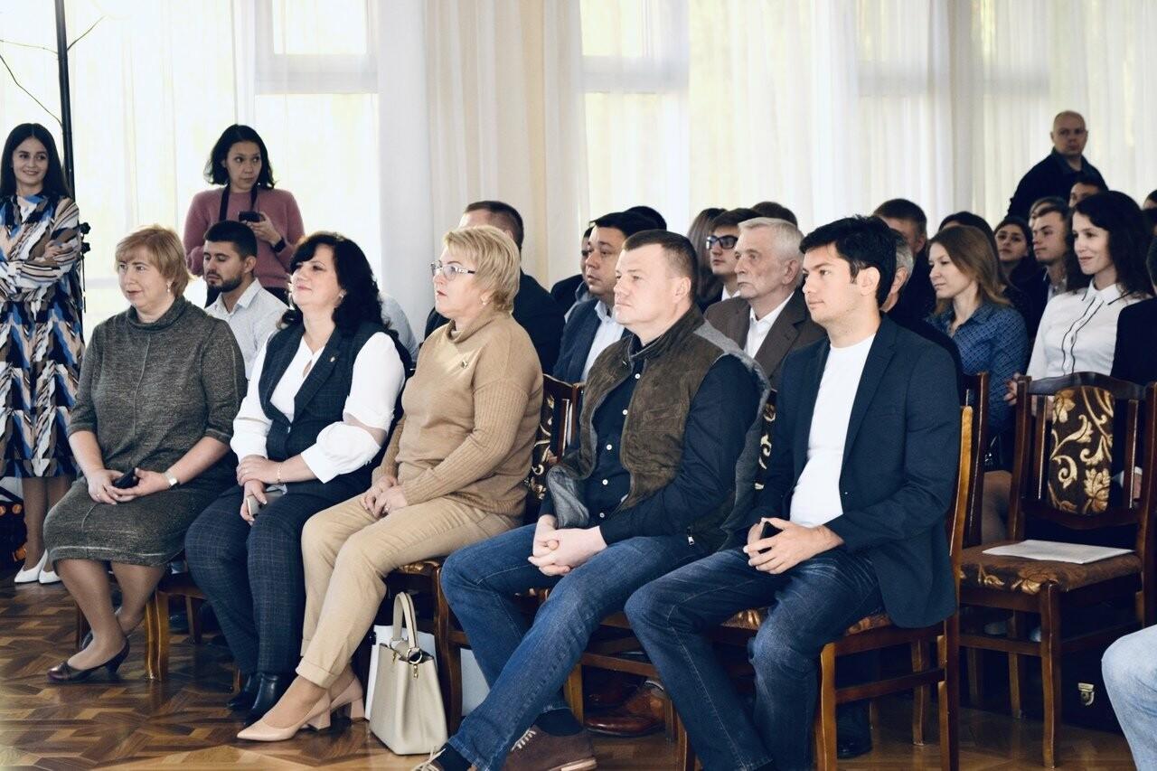 Состоялся финал регионального управленческого конкурса «Лидеры Тамбовщины», фото-3