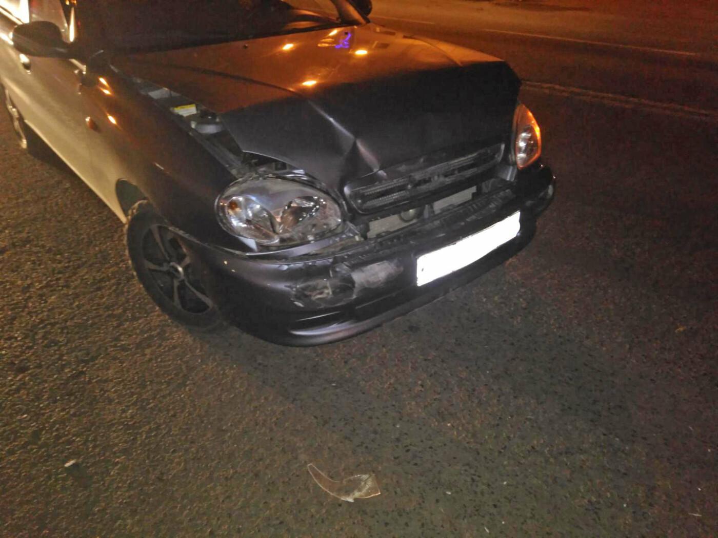 В Тамбове переходивший в неположенном месте дорогу мужчина попал под колёса машины, фото-1