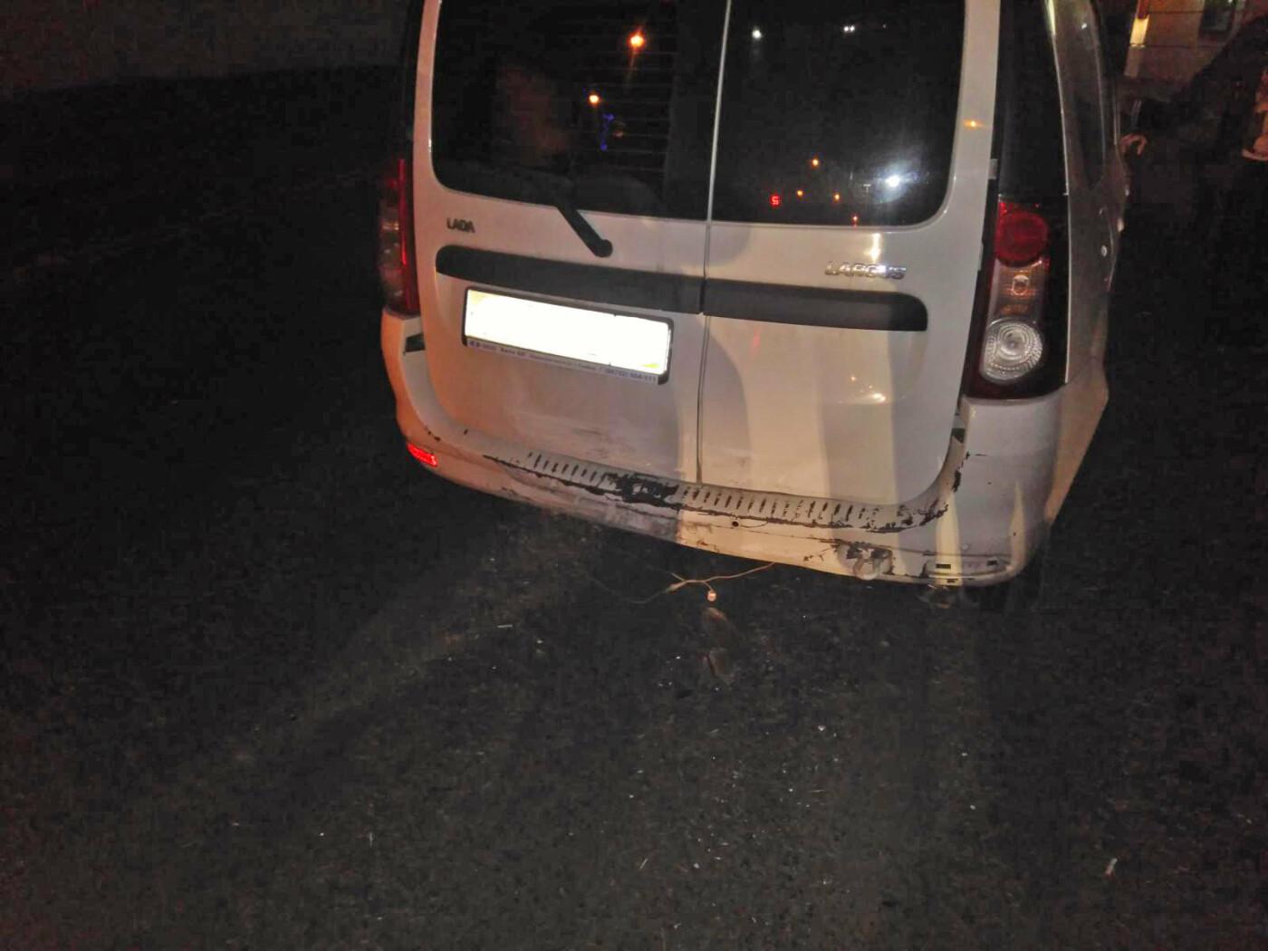 В Тамбове переходивший в неположенном месте дорогу мужчина попал под колёса машины, фото-2