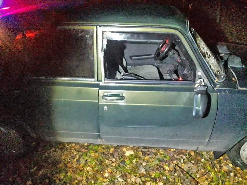 В Рассказове парень без прав сел за руль авто и сбил человека, фото-1