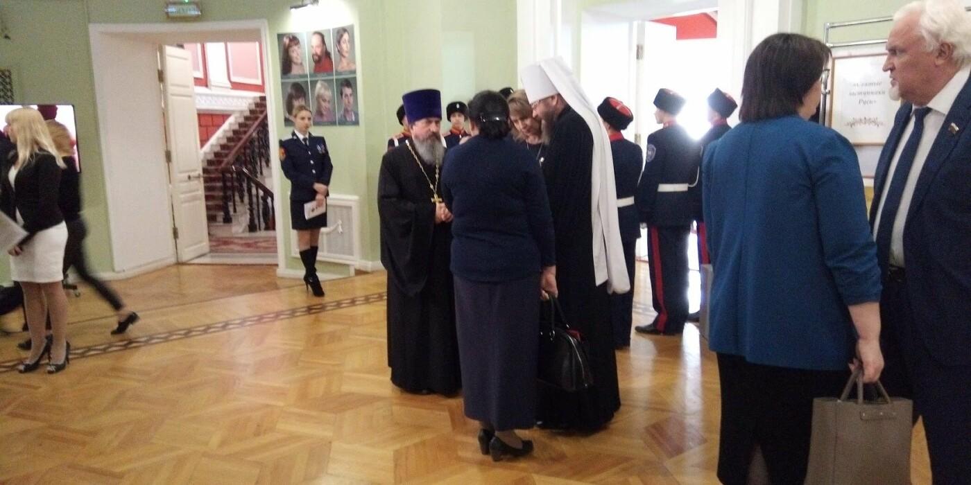 В Тамбове стартовали XXIV Питиримовские духовно-образовательные чтения, фото-7
