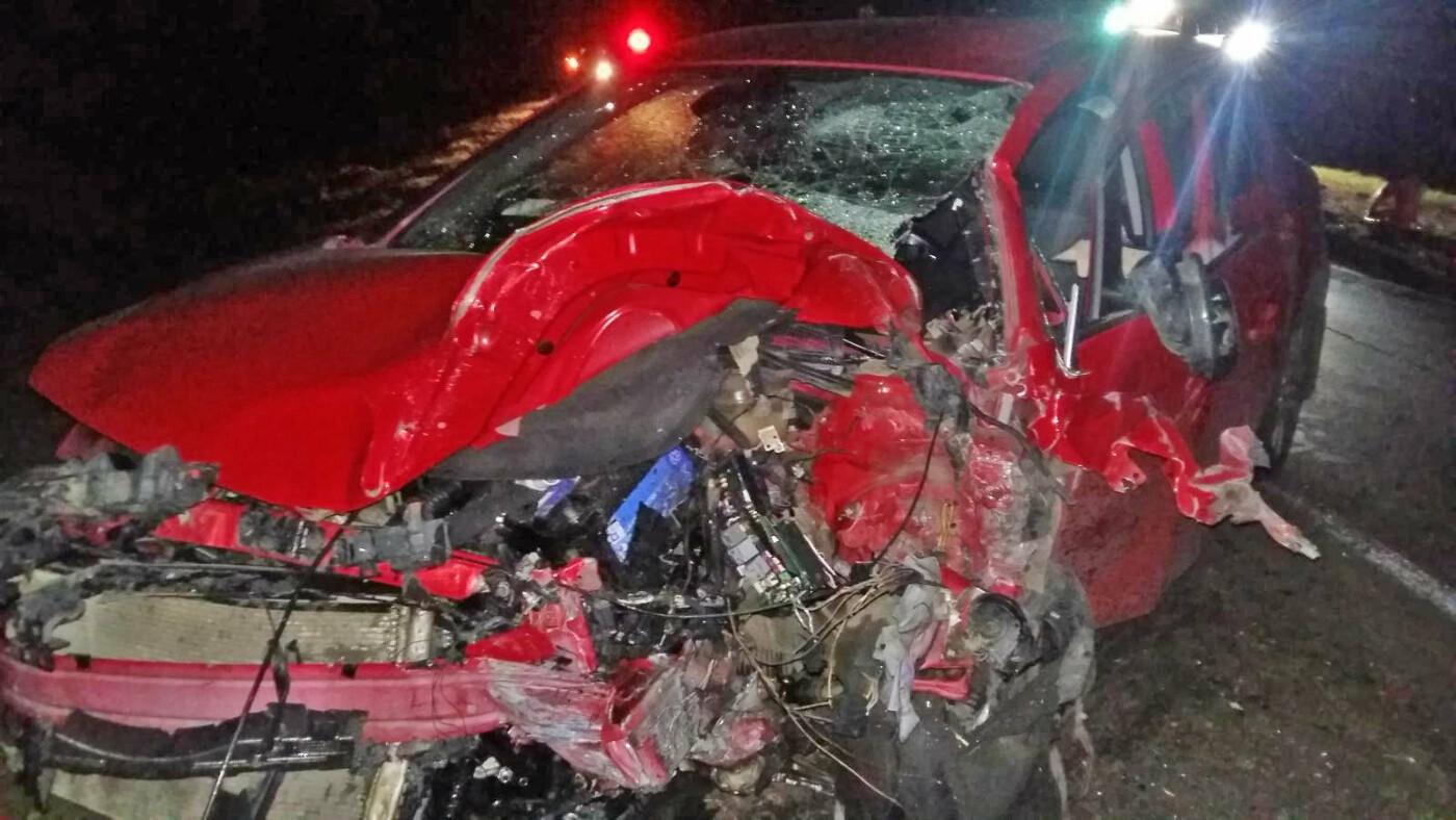 На подъезде к Котовску в страшном ДТП погиб человек, еще трое госпитализированы, фото-1