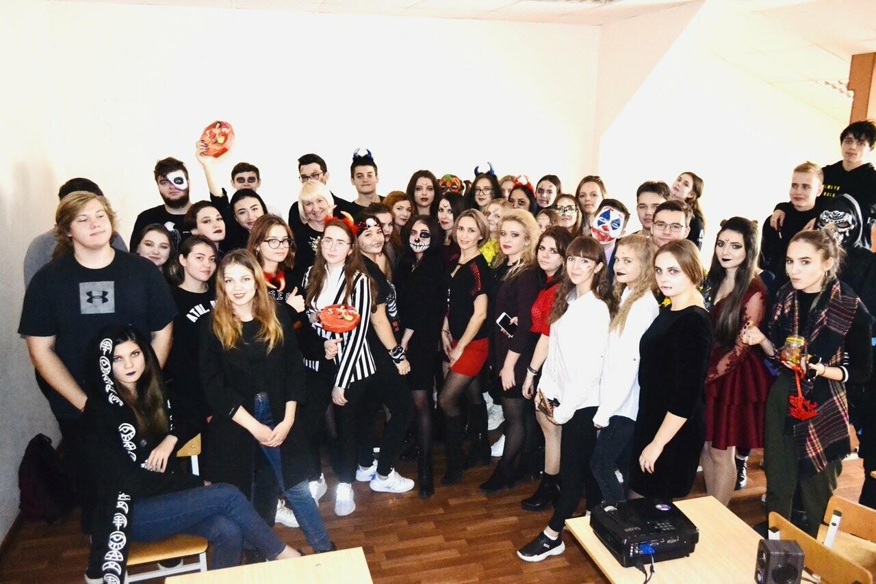 В Тамбовском филиале РАНХиГС отпраздновали Хэллоуин, фото-5