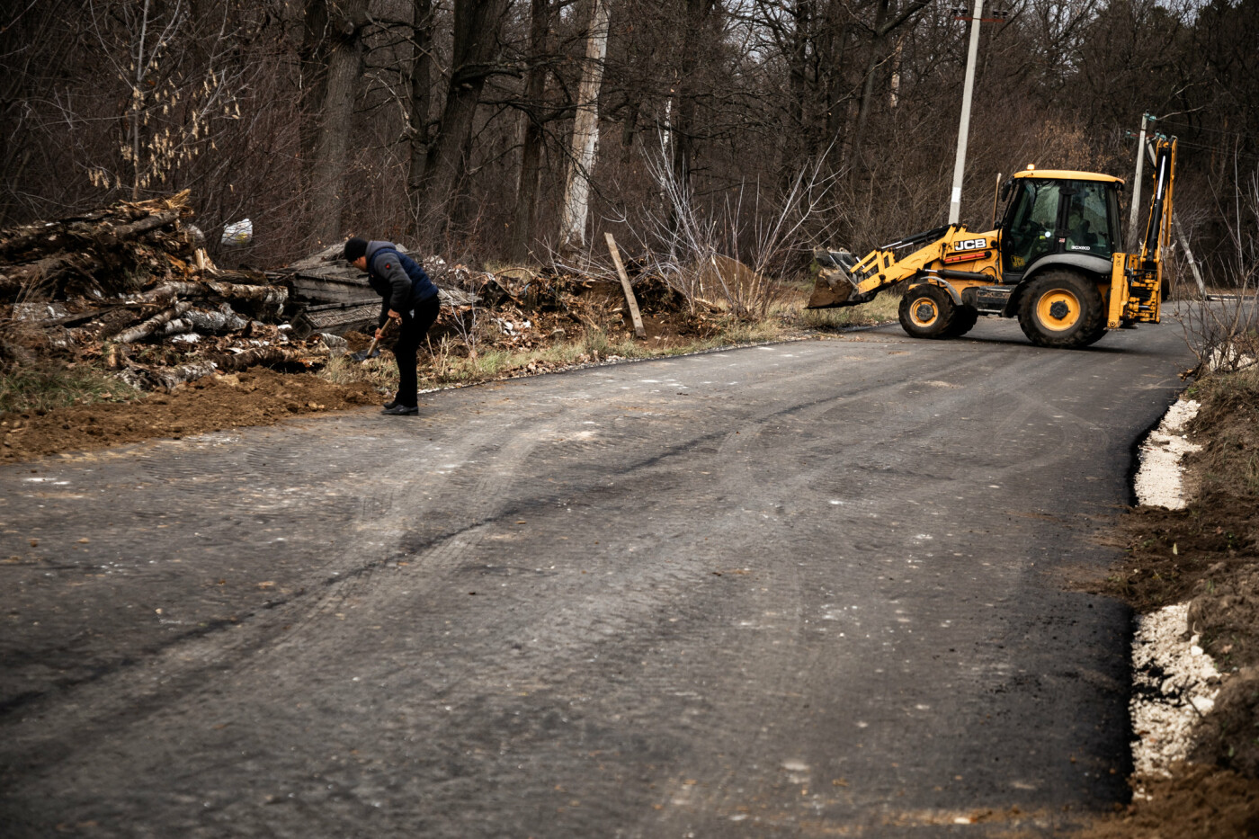 В пригороде Тамбова построили новую дорогу за 3,4 млн рублей, фото-1
