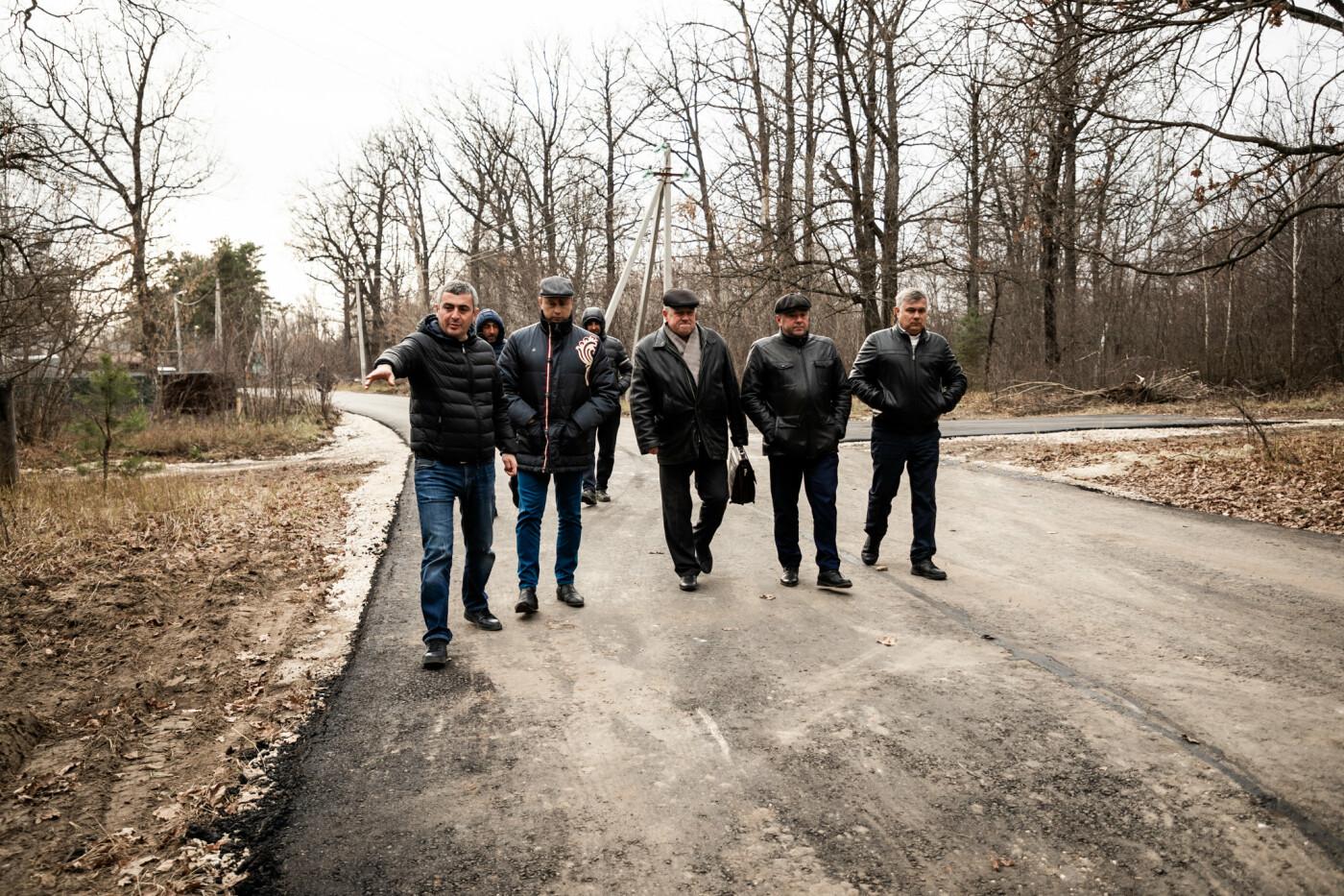 В пригороде Тамбова построили новую дорогу за 3,4 млн рублей, фото-2
