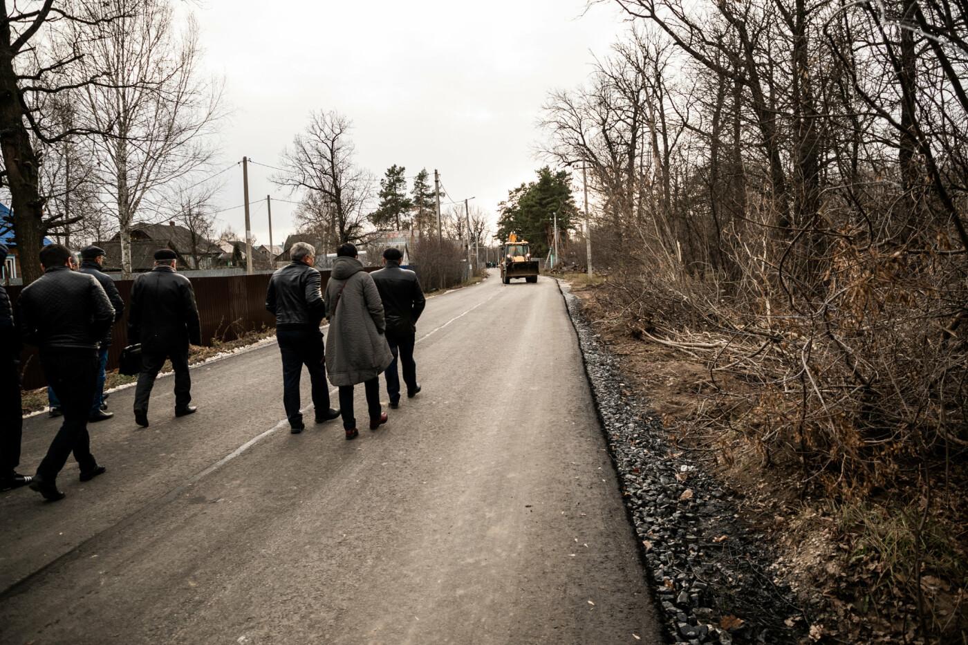 В пригороде Тамбова построили новую дорогу за 3,4 млн рублей, фото-3
