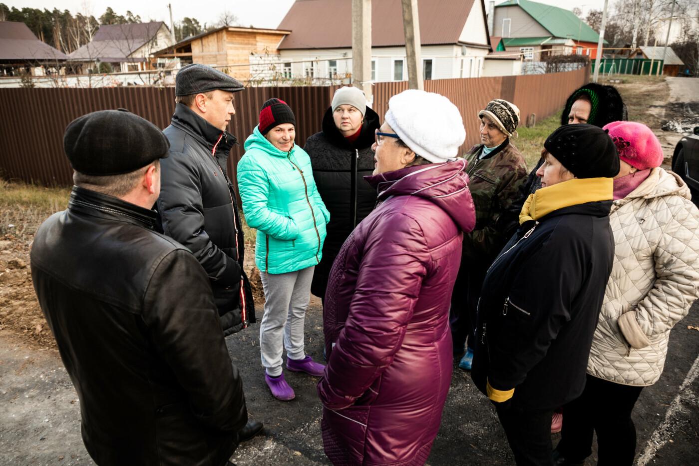 В пригороде Тамбова построили новую дорогу за 3,4 млн рублей, фото-5