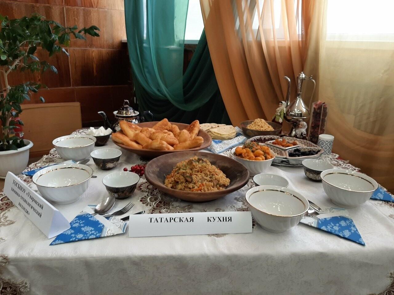 В тамбовском колледже питания — пир горой!, фото-6