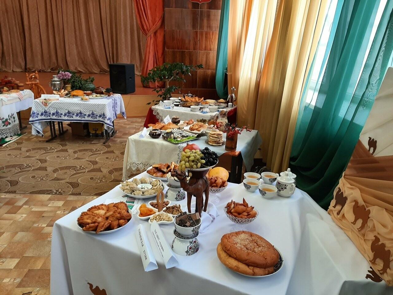 В тамбовском колледже питания — пир горой!, фото-1