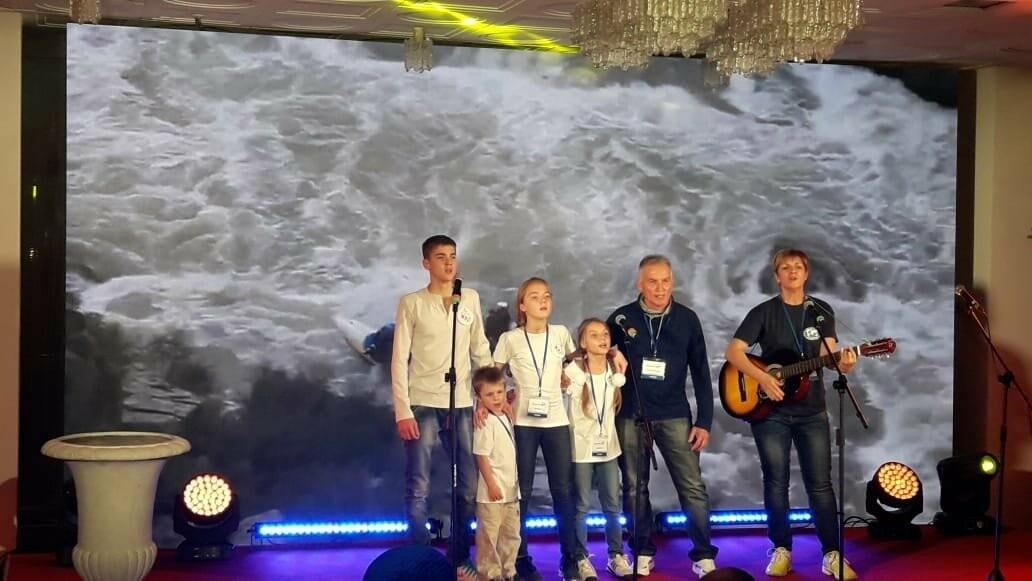 Тамбовскую семью чествовали в Кремле, фото-2