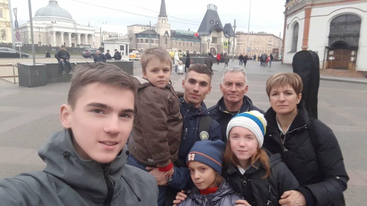 Тамбовскую семью чествовали в Кремле, фото-1