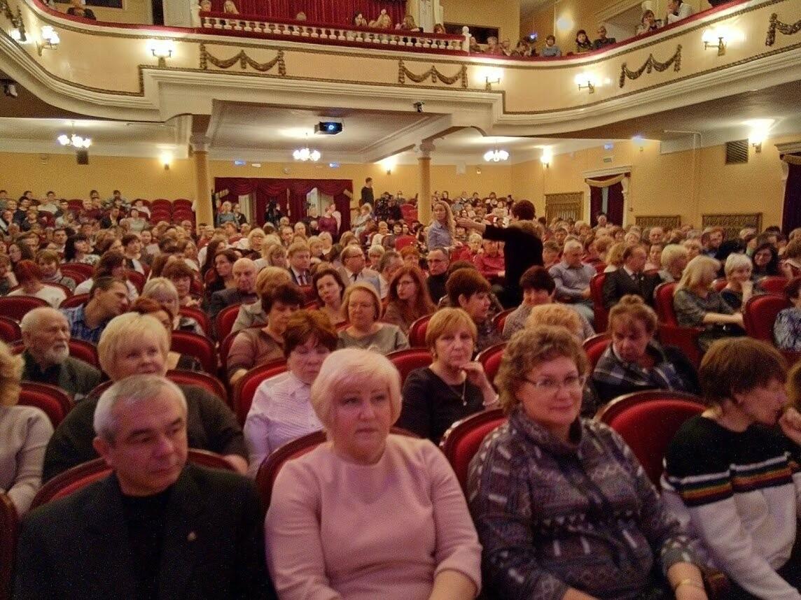 В Мичуринске стартовал фестиваль «На родине Владимира Зельдина», фото-2