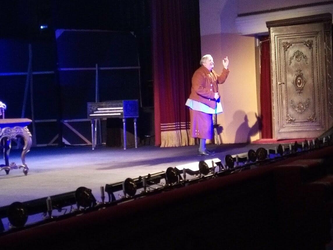 В Мичуринске стартовал фестиваль «На родине Владимира Зельдина», фото-8