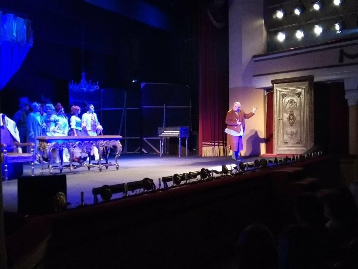 В Мичуринске стартовал фестиваль «На родине Владимира Зельдина», фото-9